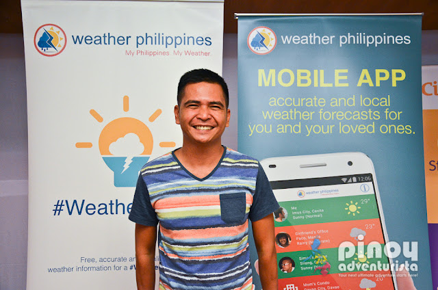 Be Weather Wiser with Weather Philippines App