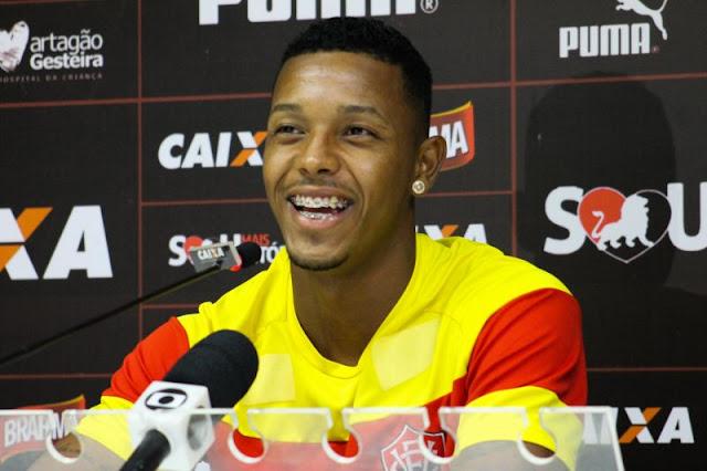 Sem David, Vitória divulga relacionados para enfrentar o Flamengo 1