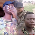 Nigerian Soldier Cries And Sings As He Mourns His Fellow Soldiers Killed By Boko Haram
