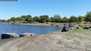 DAM, FISH / Barragem do Maranhão, Zonas de Pesca, Castelo de Vide, Portugal