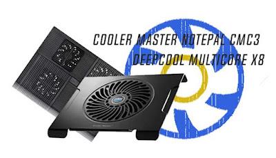 Rekomendasi 2 Merk Pendingin atau Cooling Pad Untuk Laptop - www.helloflen.com