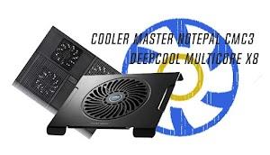 Rekomendasi 2 Merk Pendingin atau Cooling Pad Untuk Laptop
