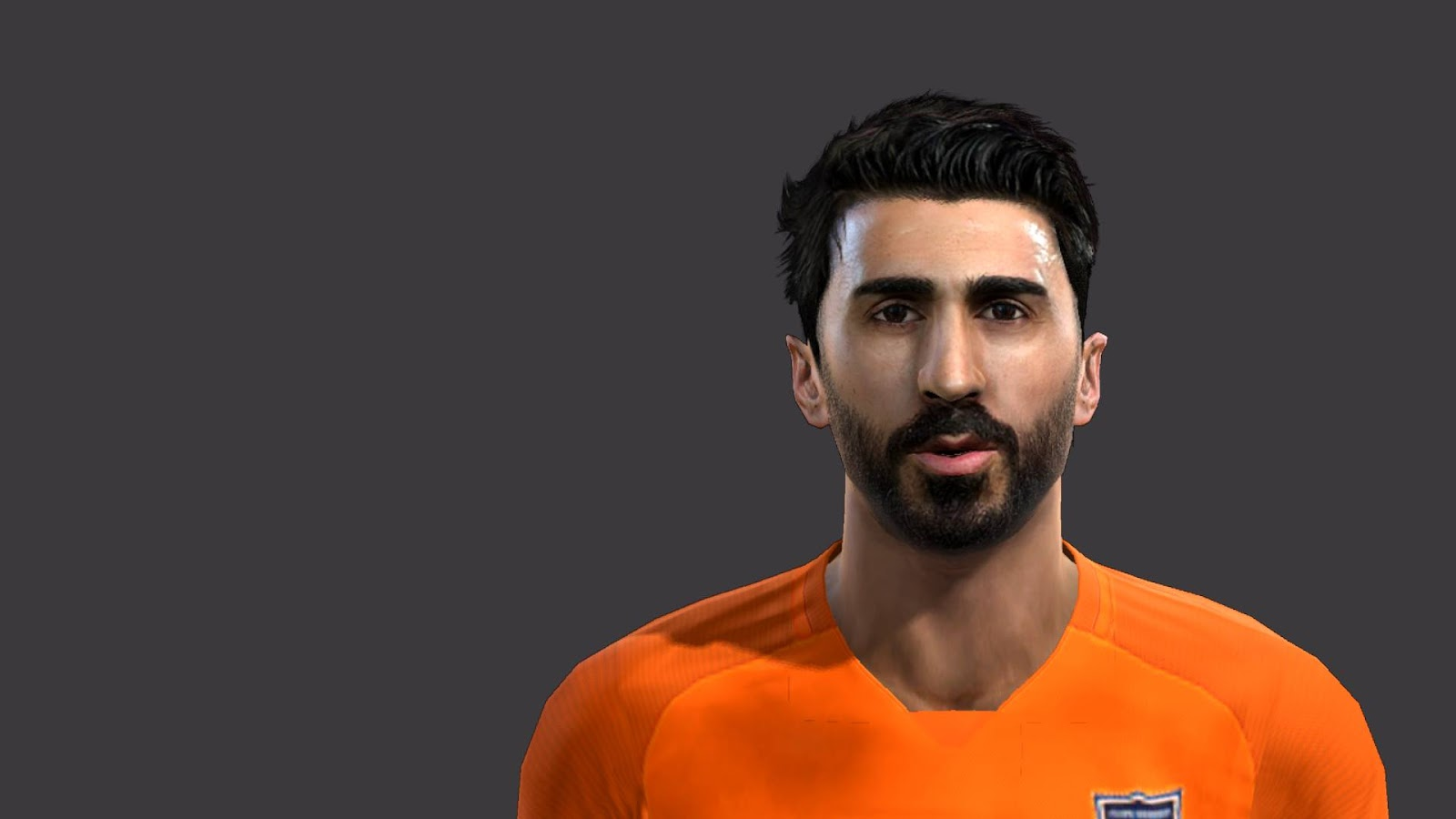 PES 2013 Mahmut Tekdemir (Basaksehir FK) Face by EmreKaya