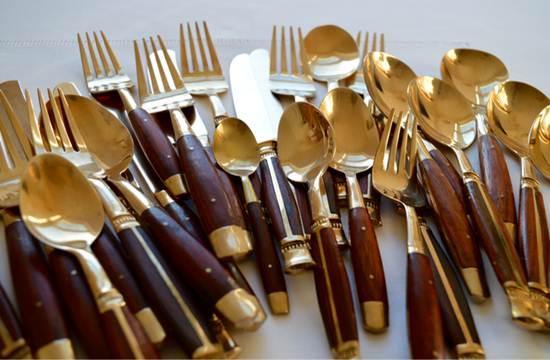 bronze-cutlery