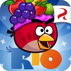 [Android app] Angry Birds Rio updated (1.7.0)