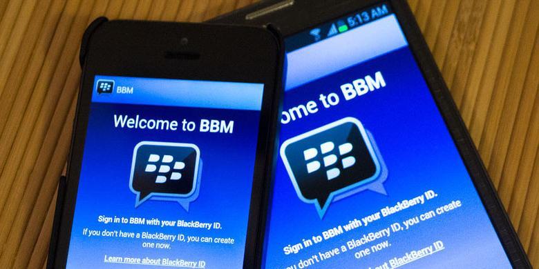 Cara Logout Dari Akun BBM  Di Perangkat Android Dan BlackBerry