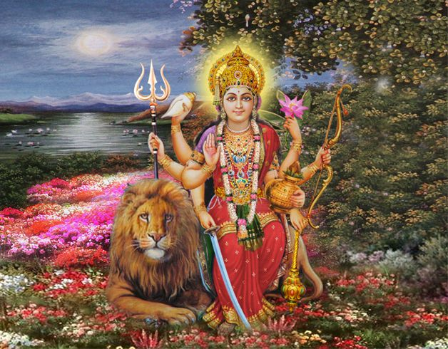 Maa Durga Photos HD Images