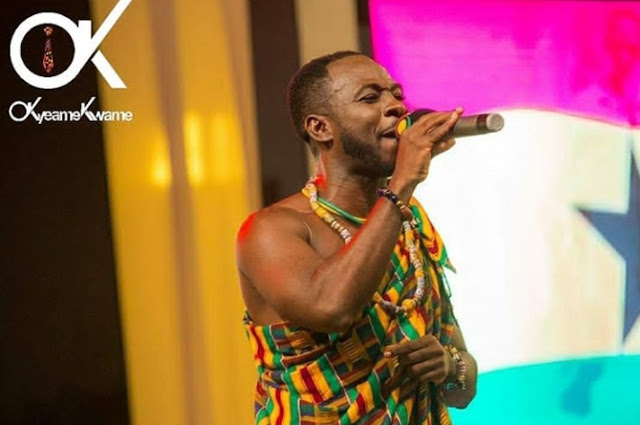 Ministry Of Trade Adopts Okyeame Kwame's 'Made In Ghana' Song; Makes Him Ambassador