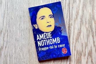 Lundi Librairie : Frappe-toi le coeur - Amélie Nothomb