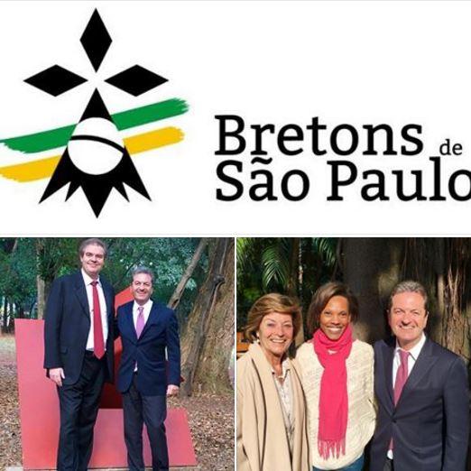 Le 22 juillet, A Sao Paulo, j'ai rencontré des personnalités diverses, engagées chacune dans leur domaine et agissant avec coeur : Bertrand Dupont.