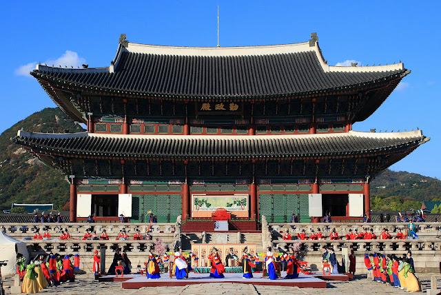 Kham pha Seoul qua mot so diem hap dan nhat