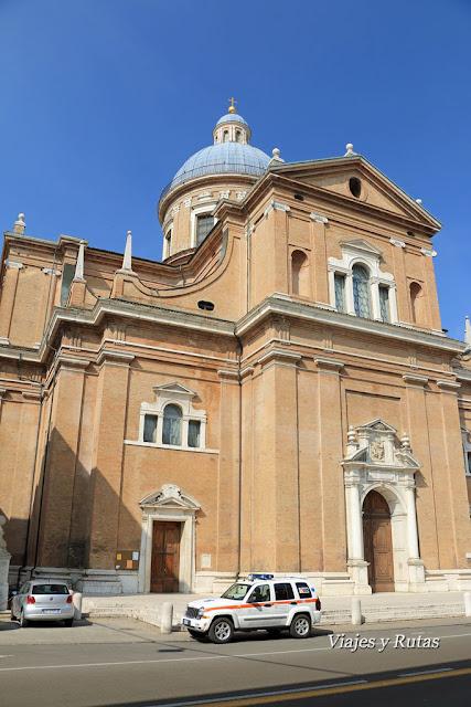 Basílica della Ghiara, Reggia Emilia, Italia