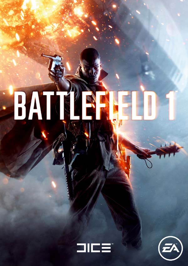 Battlefield 1 Download Cover Free Game