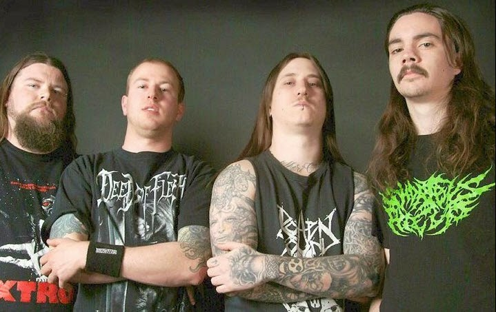 Visceral Disgorge - band