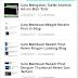 Ini Dia!!! Tutorial Membuat Recent Post, Label, Dan Archive Widget Keren di Blogger