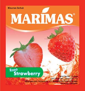 marimas stawberry bikin adem