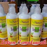 Lotion V Natural Temulawak BPOM