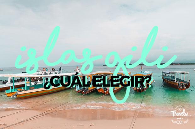 islas gili cual elegir cual es mejor