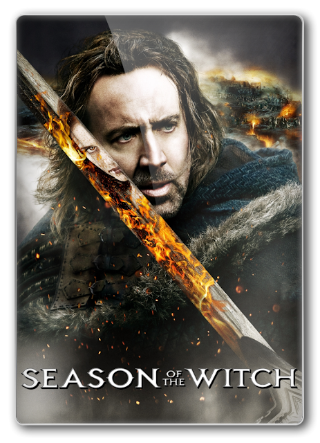 Season of the Witch (2011) 480p BluRay x264 Dual Audio [Hindi-Eng] 300MB