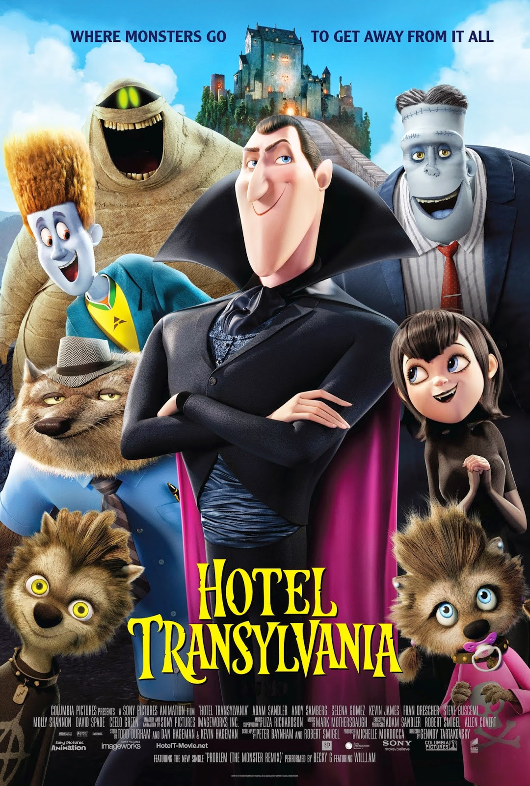 Watch Hotel Transylvania (2012) Online For Free Full Movie English Stream