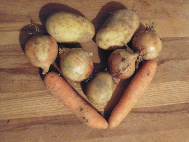 Asda wonky ugly veg