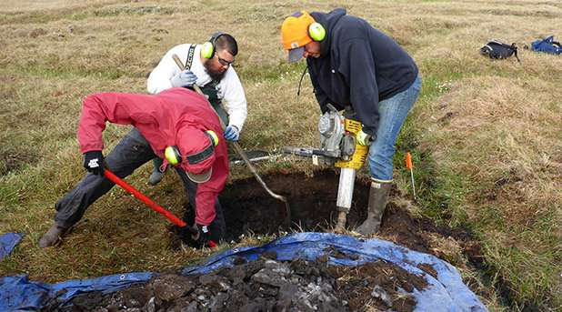 The challenge of estimating Alaska's soil carbon stocks