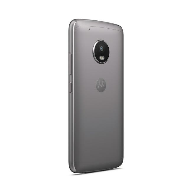 [MWC 2017] Motorola giới thiệu Moto G5 và G5 Plus