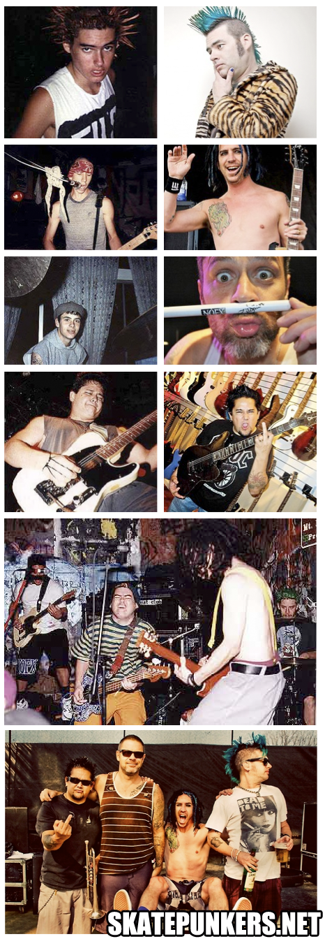 <center>NOFX - Then And Now</center>
