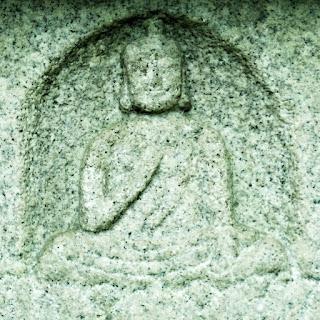 Buda na Pedra Filosofia Oriental - Praça Shiga, Porto Alegre