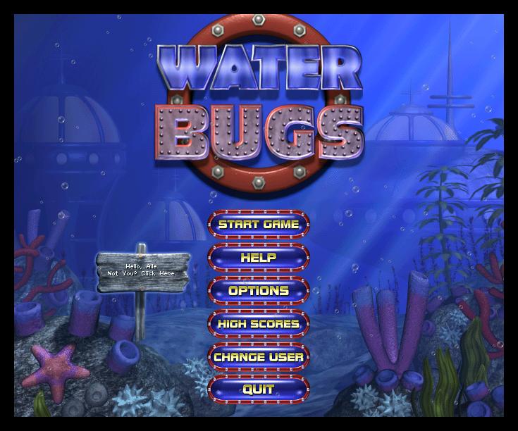 Water Bugs - Katılımsız Oyun