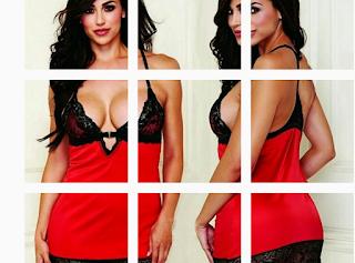 picardias rojo sensualite