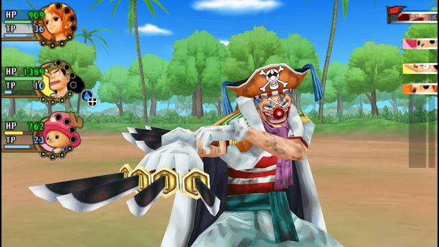 One Piece: Romance Dawn screenshot 2