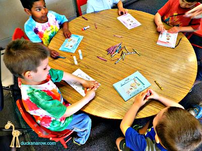 Z is for Zoo preschool craft