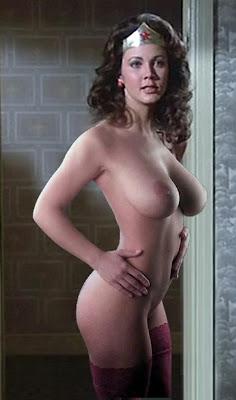 wonder woman porn parody
