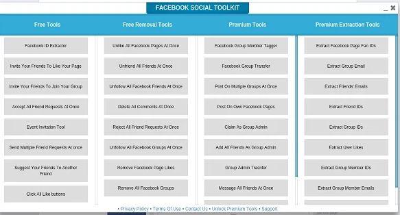 fb social toolkit 2016