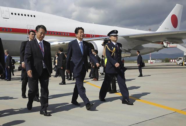 Japão pensa permitir armamento nuclear dos EUA no arquipélago como resposta à ameaça Norte Coreana