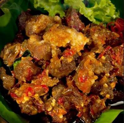 Foto Resep Ayam Mercon Asli Super Pedas