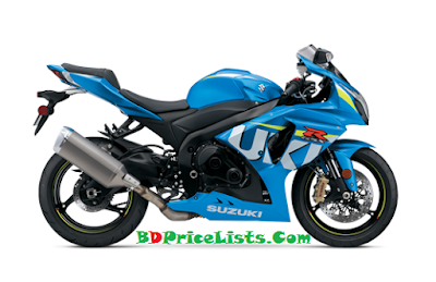 Suzuki GSX-R1000 Motorcycle Price & Specifications In Bangladesh