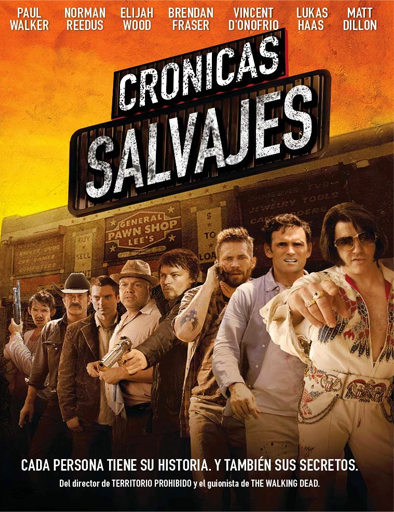 Ver Crónicas salvajes (Pawn Shop Chronicles) (2013) Online