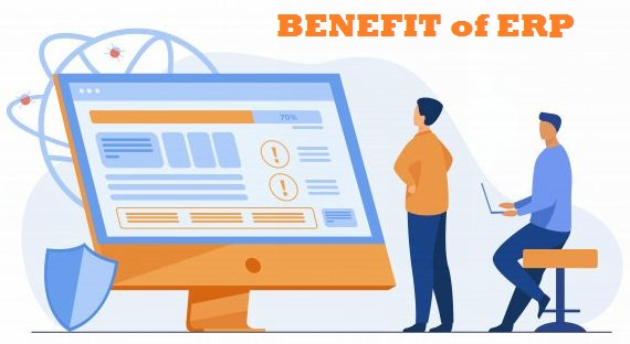 Advantages and Benefits of Implementing an ERP System