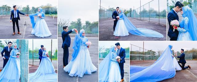 Pakej Fotografi Perkahwinan 2018