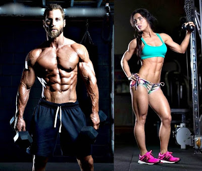 How to gain muscle fast with low body fat