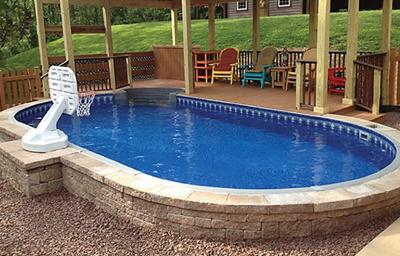kolam renang untuk bermain anak