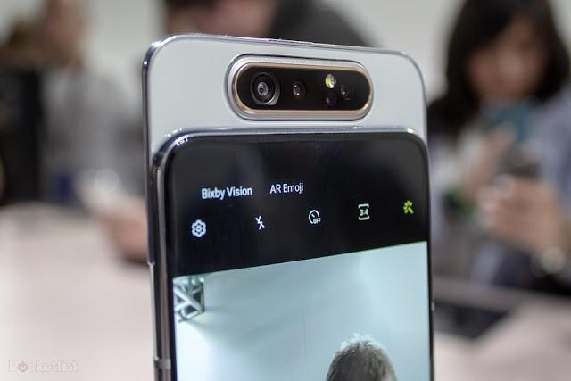سعر ومواصفات Samsung Galaxy A80, موبايل سامسونج A80