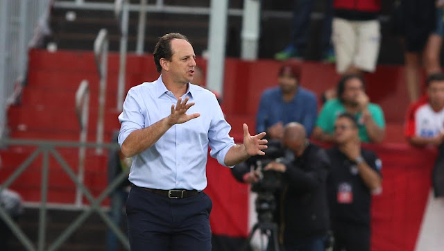 Rogério Ceni é demitido pelo São Paulo