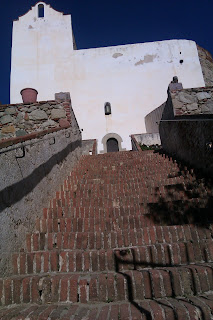 Subida a la ermita de San Pol de Mar