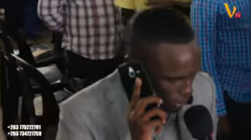 Video: MEET The Pastor Who Talks To 'God' Live On Phone