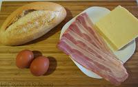 ¿El mejor bocadillo del mundo? Sándwich Bodega de Anthony Bourdain.