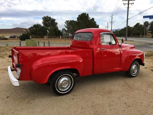 1956 Studebaker Transtar Pickup | Auto Restorationice