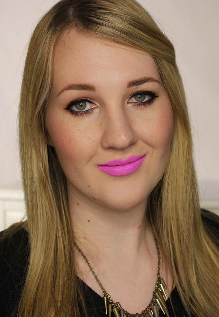 Jeffree Star Velour Liquid Lipstick - Queen Supreme Swatches & Review